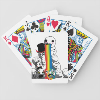 Meme faces play cards... customizable ! bicycle playing cards