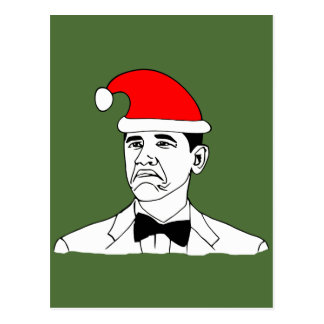 meme no malo de Navidad Postal