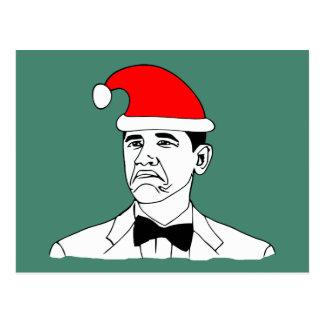meme no malo de Navidad Postales