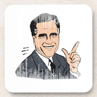 Meme Romney Posavasos De Bebidas