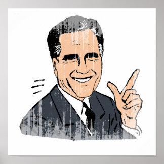 Meme Romney Posters