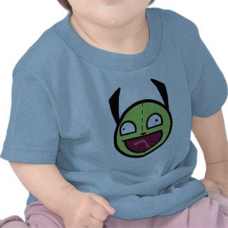 Meme sonriente impresionante lindo de la cara camiseta