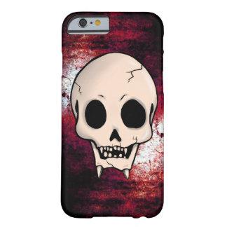Memento Mori Demon Skull Barely There iPhone 6 Case