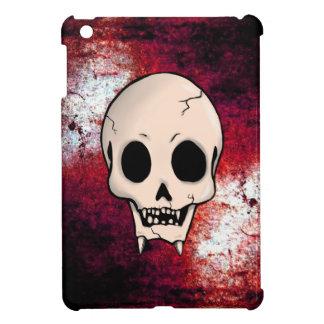 Memento Mori Demon Skull iPad Mini Cover