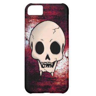 Memento Mori Demon Skull iPhone 5C Case