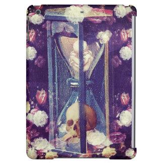 Memento Mori Hourglass iPad Case