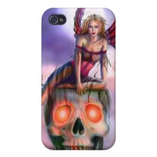 """Memento Mori"" iPhone Case Cover For iPhone 4"