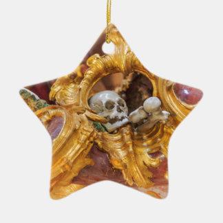 Memento Mori Christmas Ornaments