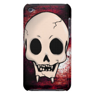 Memento Mori Skull Barely There iPod Cases