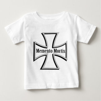 memento mortis double cross icon baby T-Shirt
