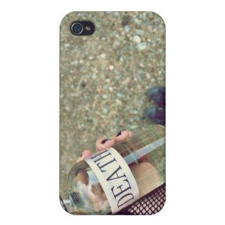 Memento Vivere iPhone 4/4S Case