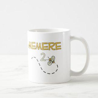 Memere 2 Bee Coffee Mug