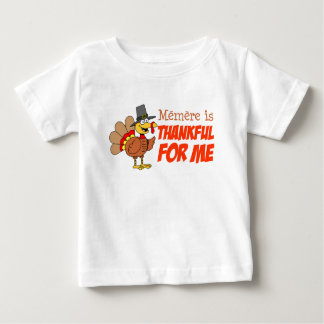 Memere Is Thankful For Me T Shirt