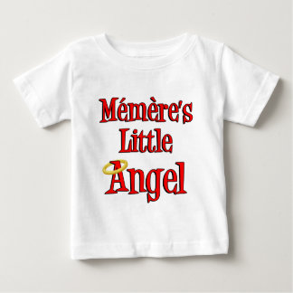 Memere's Little Angel Baby T-Shirt