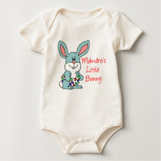 Memere's Little Bunny Bodysuit