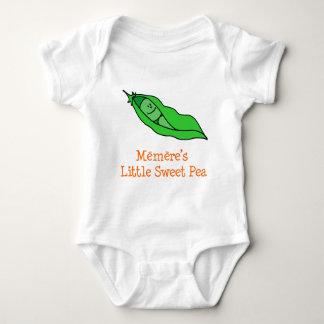 Memere's Little Sweet Pea Baby Bodysuit