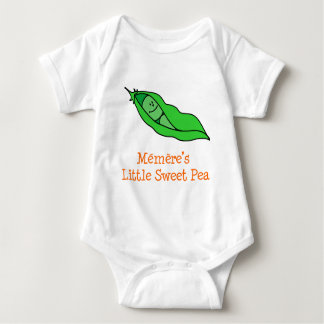 Memere's Little Sweet Pea Tee Shirt