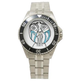 Memes (100% Original) Wristwatch