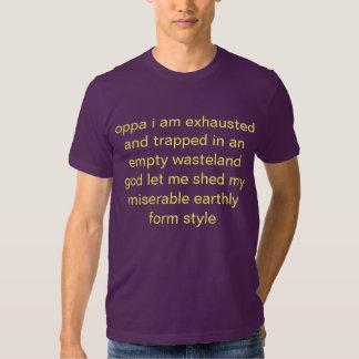 memes existenciales camisas