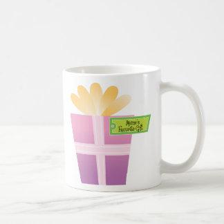 Meme's Favorite Gift Coffee Mug