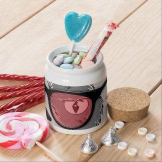 Memes-House- cat Candy Jar