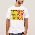 Memetic Biohazards T-Shirt