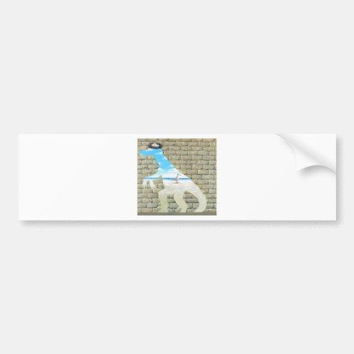 Memetic Process 2- Custom Print! Bumper Sticker