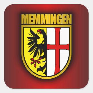 Memmingen Square Sticker