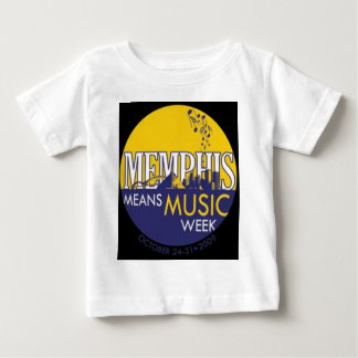 memmusic baby T-Shirt