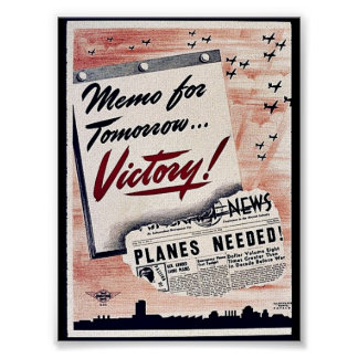 Memo For Tomorrow.. Victory Poster