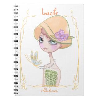 Memo pad decorative notebook