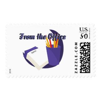 Memo Pad Postage