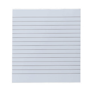 Memo Pad with Lines Business Lined  Classic
