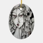Memoires of a Geisha Ornament