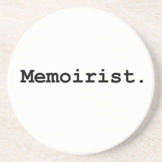 Memoirist Coaster