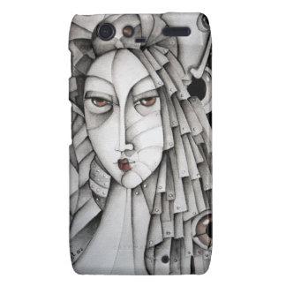Memoirs of a Geisha Motorola Droid RAZR Art Case Motorola Droid RAZR Covers