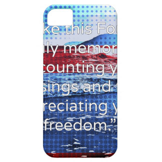 Memorable 4th of July iPhone SE/5/5s Case