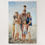 "Memorable Family's 20"" x 30"" Jigsaw Puzzle<br><div class=""desc"">Family – you can't live with them, and you can't live without them. Frustrating though they can sometimes be, they're each invaluable, and you wouldn't feel complete or at home with one of them missing. Puzzles work under the same concept, of course. Should a single piece be missing, then the...</div>"