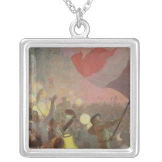 Memoria del festival nacional, 1895 collares