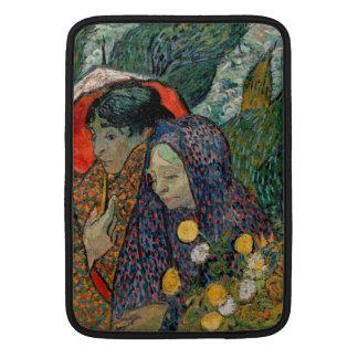 Memoria del jardín en Etten de Vincent van Gogh Fundas MacBook