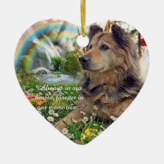 Memoria del ornamento del mascota ornamente de reyes