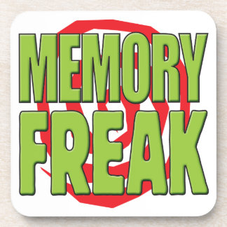 Memoria G anormal Posavasos De Bebida