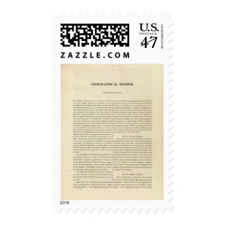 Memoria geográfica 4 sellos