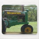 memoria-personalizar del tractor tapete de raton