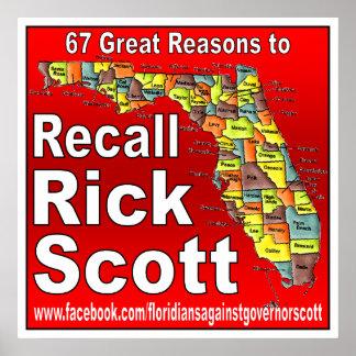 Memoria Rick Scott Impresiones