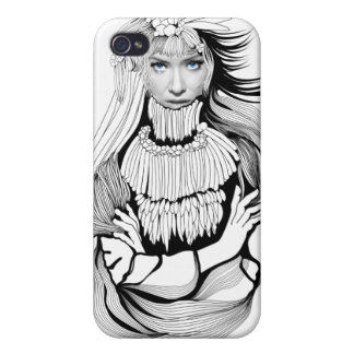 Memoria Sagrada - Sacred Memory Cover For iPhone 4