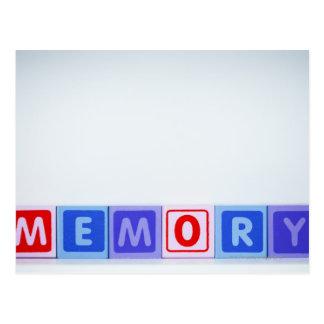 Memoria Postal