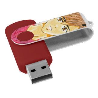 MEMORIA USB 2.0 GIRATORIA