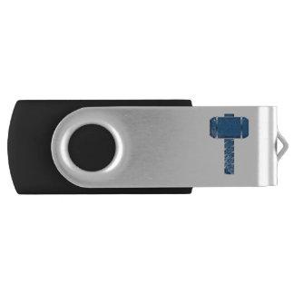 Memoria USB de DAoC Midgard 8GB Memoria USB 2.0 Giratoria