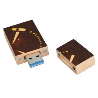 Memoria USB del martillo del Thor Pen Drive De Madera USB 3.0